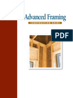 M400 Advanced Framing Construction Guide