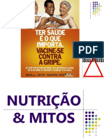 nutrição & mitos.ppt