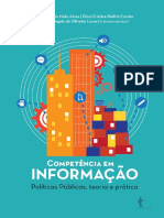 Competência Em Informação Políticas Públicas