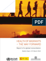 Consultation Report Health Migrants Colour Web[2]
