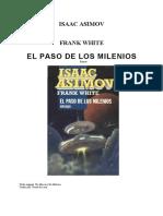 Isaac Asimov - El paso de los milenios.pdf