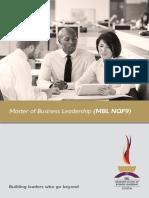 MBL Brochure