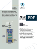 Datasheet AR5006EG_(AR2423)