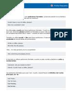 8- Peticiones Formales - Inglés A12