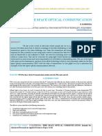 Iaetsd-jaras-free Space Optical Communication