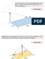 Questions 3D Trig