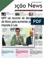 Jornal Estação News - 1 Quizena de Julho. Ed 279