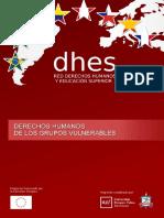 Derechos Humanos de Los Grupos Vulnerables