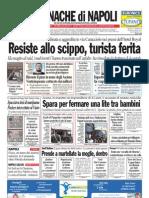Cronache Di Napoli 6 Aprile 2010