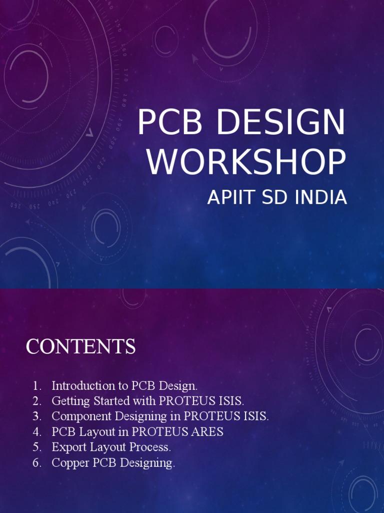 Proteus Ares Pcb Design Tutorial Pdf Download
