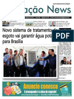 Jornal Estação News - 2 Quizena de Junho - Modelo Novo