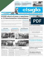 Edición Impresa 27 de Julio