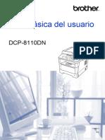 Dcp8110dn Spa Busr