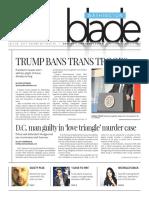 Washingtonblade.com, Volume 48, Issue 30, July 28, 2017