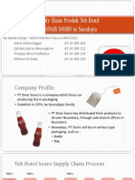 Supply Chain Produk Teh Botol(1)
