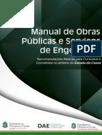Manual de Obras Públicas e Serviços de Engenharia
