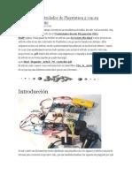 Usando Un Controlador de Playstation 2 Con Su Proyecto Arduino