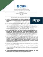 Ebqm3103 - Total Quality Management