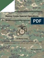 MCWP 3-05