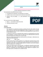 Estructura de Lewis 1-2 Quimica Uba XXI