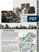 Gestion Urbana