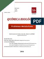 Agüero Qca Biol. Veterinaria, UNRN. Guía Problemas Metabolismo