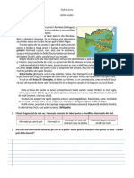 Delta Dunarii- Fisa