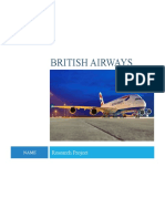 TRAINING AND DEVELOPMENT WITHIN BRITISH AIRWAYS Valentinaamended.doc