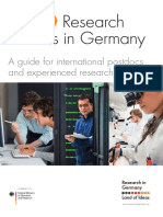 DAAD RiG Guide for Postdocs and International Researchers_barrierefrei 2016
