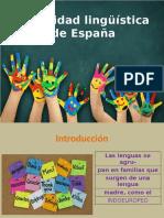 03 Situacion Linguistica de España