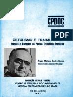 Angela de Castro Gomes - Getulismo e Trabalhismo.pdf