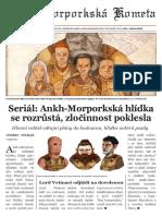 Ankh-Morporkská kometa - 1. vydání