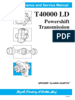T40000 LD Transmission Manual