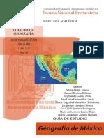 Geografía 3 (de México) Nivel Bachillerato