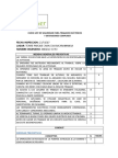 Check List de Seguridad Para Trabajos Eléctricos 01