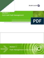 Section 9 - Fault Management.ppt
