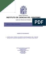 Grafología y Pericia Caligráfica en Inteligencia Civil y Militar
