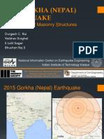Nepal earthQuake Iitk
