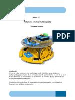 Guia de construcción del Robot C2 - ElSaber21