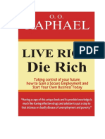 Live Rich Die Rich PDF eBook Free