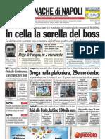 Cronache Di Napoli 3 Aprile 2010