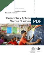 Desarrollo Aplicacion Marcos Curriculares