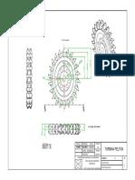 Pelton Turbine Model