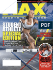 AUGUST 2017 ISSUE MAX SPORTS & FITNESS MAGAZINE