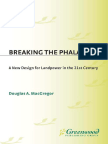 Breaking the Phalanx - A New Design for Landpower in the 21st Century - Douglas Macgregor (1997)