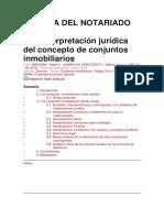 Revista Del Notariado