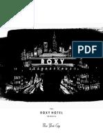 Roxy Premium Rooms Deck