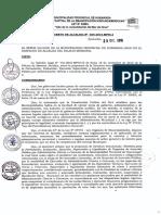 Nueva Directiva 2016