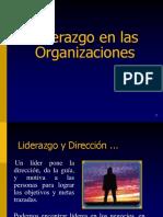 Liderazgo en Las Organizaciones[1]