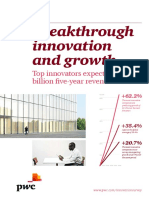 Pwc Breakthrough Innovation and Growth